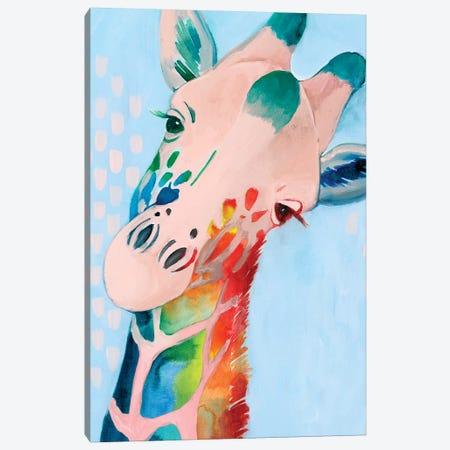 Jungle Spectrum II Canvas Print #POP1366} by Grace Popp Canvas Print