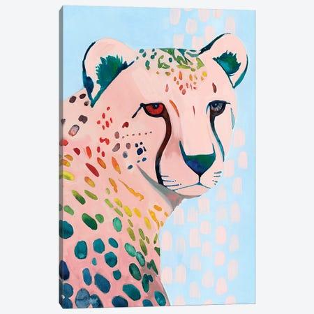 Jungle Spectrum III Canvas Print #POP1367} by Grace Popp Canvas Art Print