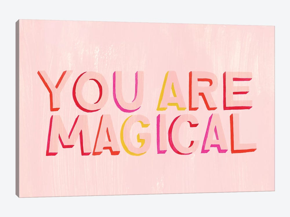 You are Powerful I by Grace Popp 1-piece Canvas Print