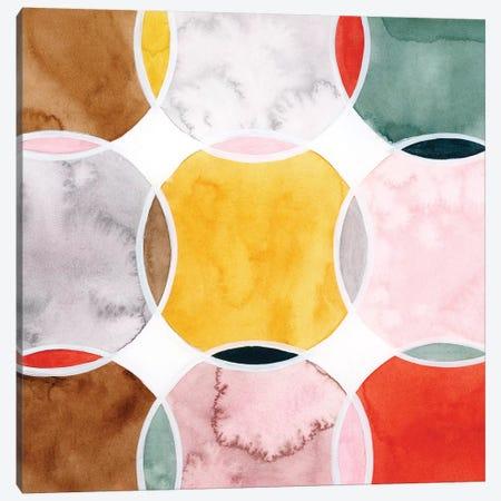 Sensical I 3-Piece Canvas #POP1372} by Grace Popp Canvas Print