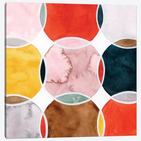 Sensical IV Canvas Print #POP1374} by Grace Popp Canvas Artwork