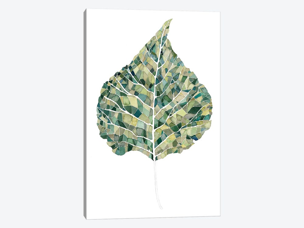 Verdant Details I by Grace Popp 1-piece Canvas Art Print