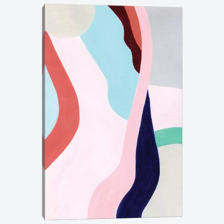Pastel Highlands IV Canvas Print #POP1380} by Grace Popp Canvas Artwork