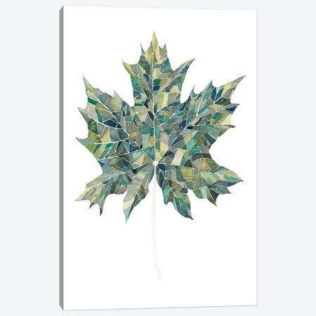 Verdant Details II Canvas Print #POP138} by Grace Popp Canvas Art
