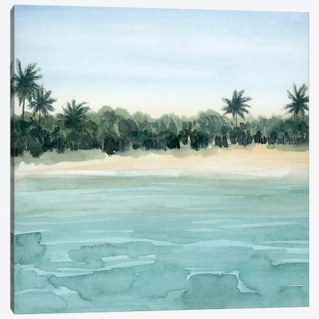 Paradis I Canvas Print #POP1399} by Grace Popp Canvas Art Print