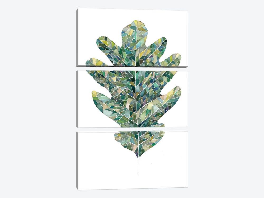 Verdant Details III by Grace Popp 3-piece Canvas Print