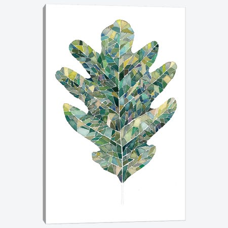 Verdant Details III Canvas Print #POP139} by Grace Popp Canvas Art