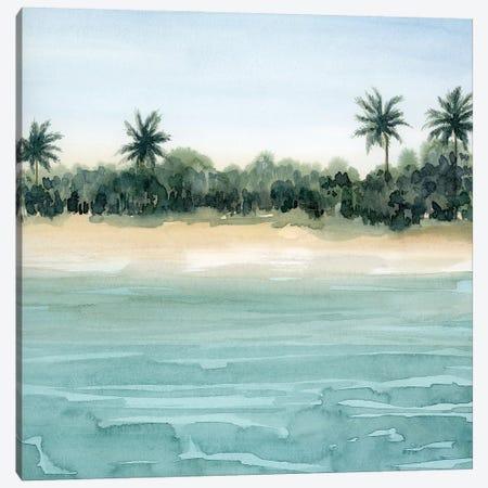 Paradis II Canvas Print #POP1400} by Grace Popp Art Print