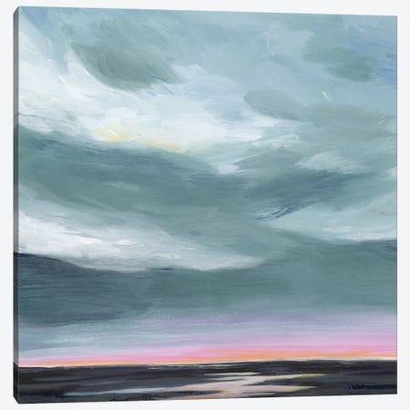 Amethyst Marsh I Canvas Print #POP1407} by Grace Popp Canvas Artwork