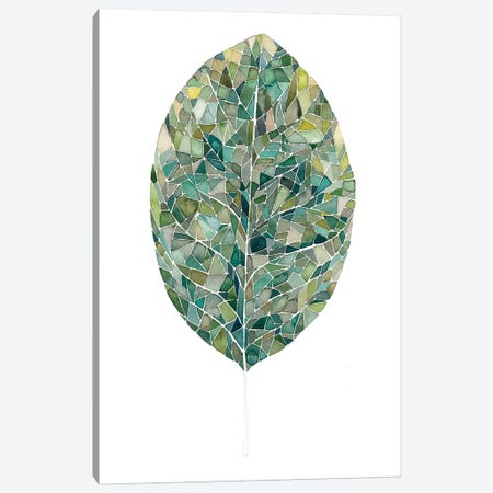 Verdant Details IV Canvas Print #POP140} by Grace Popp Canvas Print