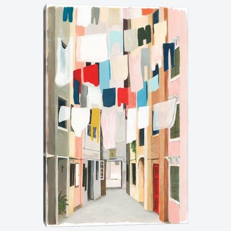 Laundry Day I Canvas Print #POP1417} by Grace Popp Canvas Print