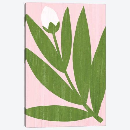Flower Cutting IV Canvas Print #POP1437} by Grace Popp Art Print