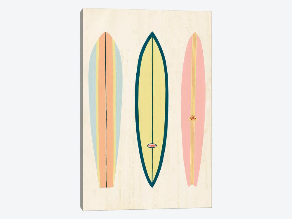So Cal Surfer I by Grace Popp 1-piece Canvas Wall Art