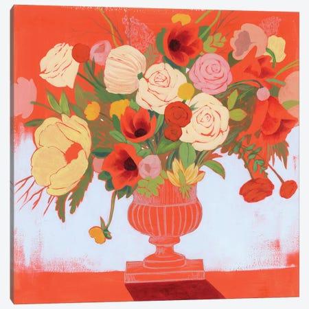 Blossoms on Fire II Canvas Print #POP1473} by Grace Popp Canvas Art