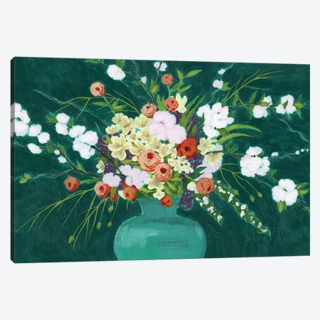 Bountiful Blossoms I 3-Piece Canvas #POP1476} by Grace Popp Canvas Print