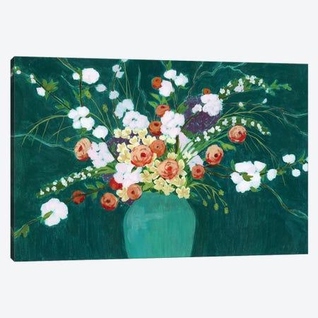Bountiful Blossoms II Canvas Print #POP1477} by Grace Popp Canvas Art Print