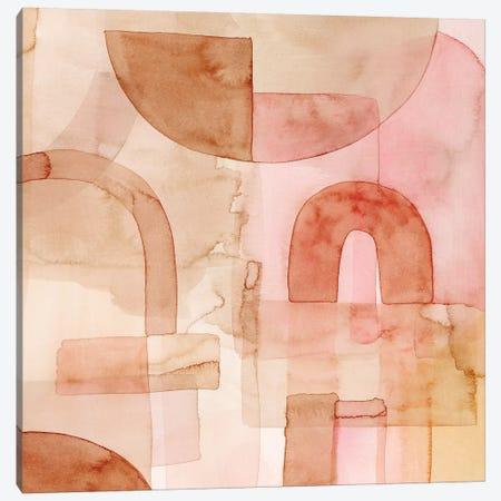 Build Up II Canvas Print #POP1479} by Grace Popp Canvas Artwork