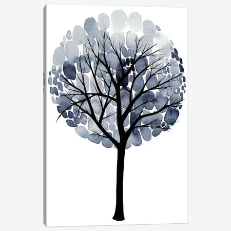 Midnight Elm I Canvas Print #POP147} by Grace Popp Canvas Artwork