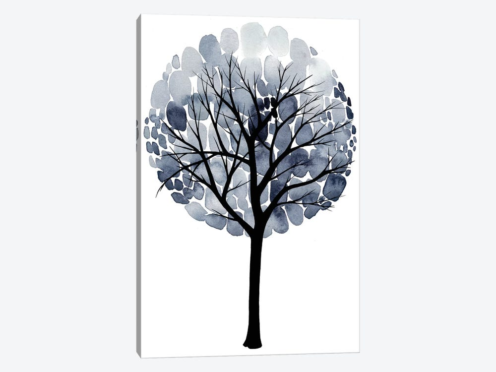 Midnight Elm I by Grace Popp 1-piece Canvas Art