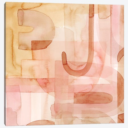 Build Up III Canvas Print #POP1480} by Grace Popp Canvas Art Print