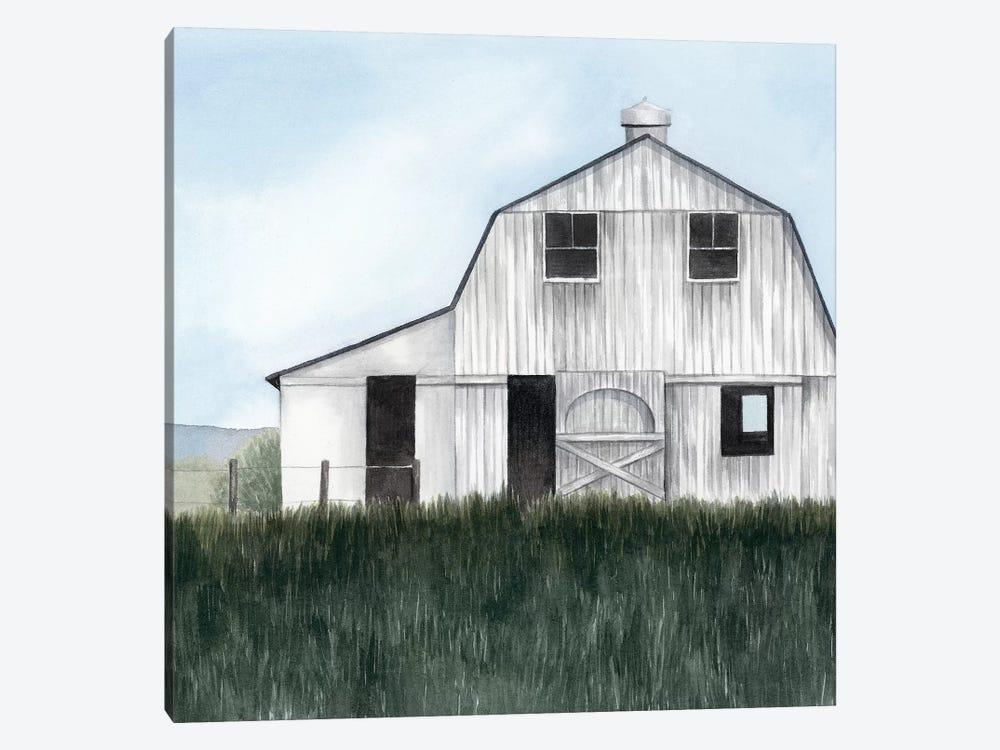 Bygone Barn II by Grace Popp 1-piece Canvas Print