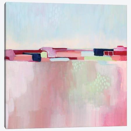 Candy Cityscape I Canvas Print #POP1484} by Grace Popp Canvas Art