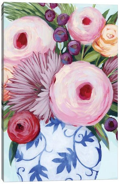 Clarity Blooms I Canvas Art Print