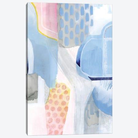 Cumulus Current I 3-Piece Canvas #POP1488} by Grace Popp Canvas Art Print