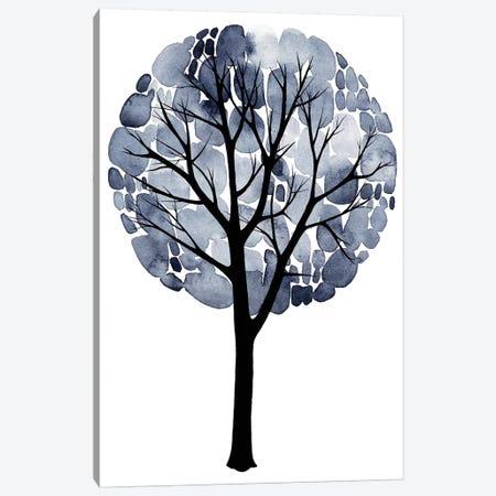 Midnight Elm II Canvas Print #POP148} by Grace Popp Canvas Art Print
