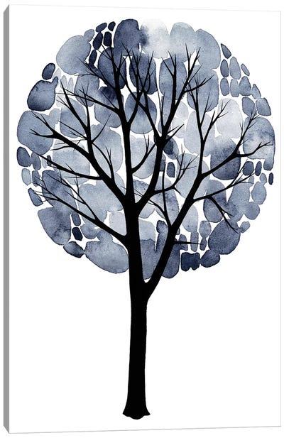 Midnight Elm II Canvas Art Print