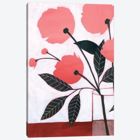 Flower Screen I Canvas Print #POP1498} by Grace Popp Canvas Artwork