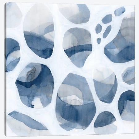 Lacuna II 3-Piece Canvas #POP1505} by Grace Popp Canvas Print