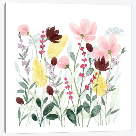 May Posy I Canvas Print #POP1512} by Grace Popp Canvas Print