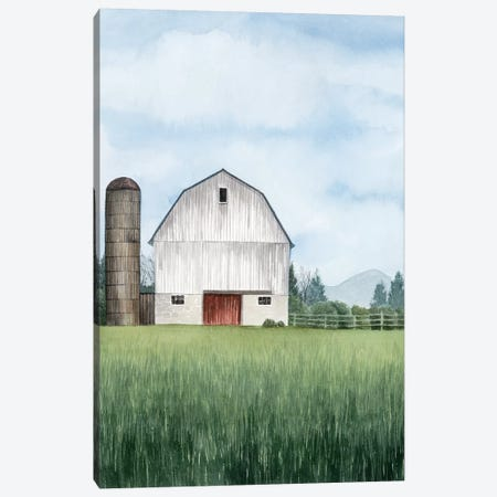 Northern Acreage II Canvas Print #POP1515} by Grace Popp Canvas Wall Art