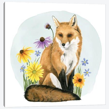 Wild Woodland I Canvas Print #POP1557} by Grace Popp Canvas Art