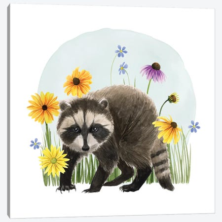 Wild Woodland IV Canvas Print #POP1560} by Grace Popp Canvas Art