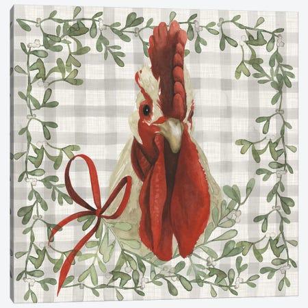 A Farmer's Christmas Collection F Canvas Print #POP1576} by Grace Popp Canvas Artwork