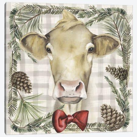 A Farmer's Christmas Collection G Canvas Print #POP1577} by Grace Popp Canvas Wall Art