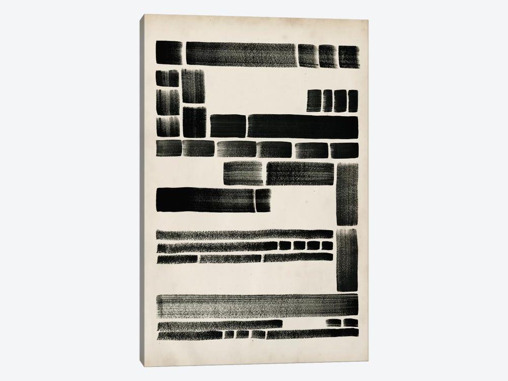 Antique Dash I by Grace Popp 1-piece Canvas Print