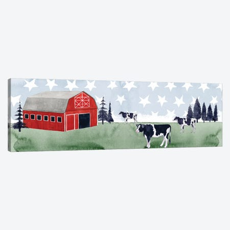 American Herd Collection D Canvas Print #POP1584} by Grace Popp Canvas Print