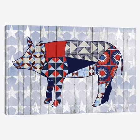 America's Farm Collection C 3-Piece Canvas #POP1586} by Grace Popp Art Print