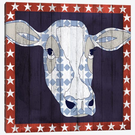 America's Farm Collection E Canvas Print #POP1587} by Grace Popp Canvas Art Print