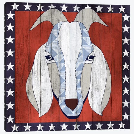 America's Farm Collection F Canvas Print #POP1588} by Grace Popp Canvas Artwork
