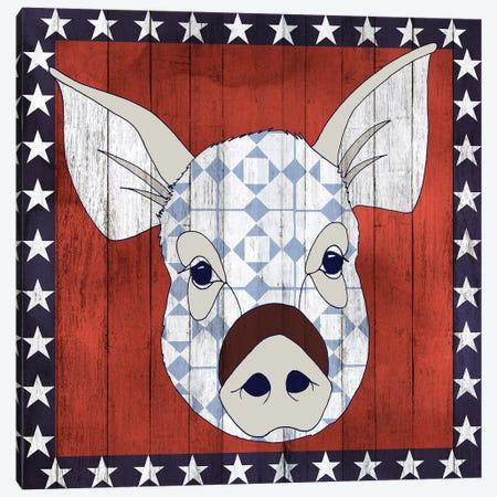 America's Farm Collection H Canvas Print #POP1590} by Grace Popp Canvas Art Print