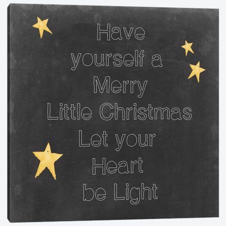 Christmas Glow Collection G Canvas Print #POP1640} by Grace Popp Canvas Art Print