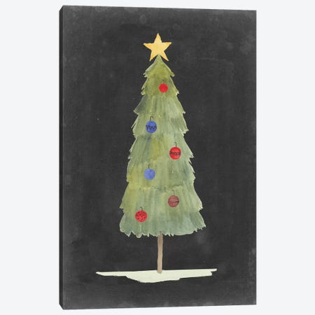 Christmas Glow II Canvas Print #POP1643} by Grace Popp Canvas Print
