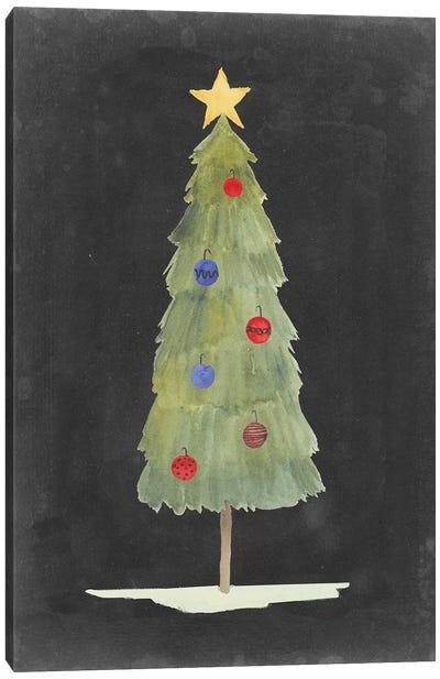 Christmas Glow II Canvas Art Print