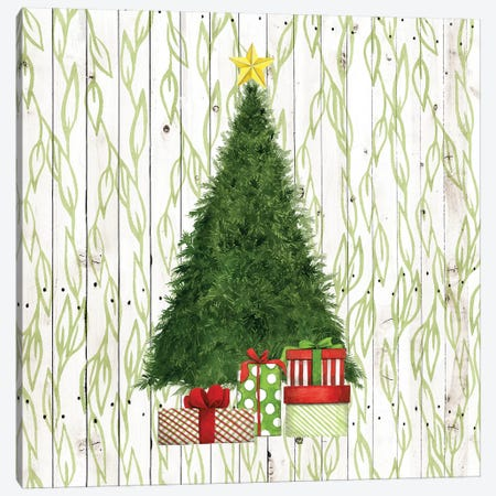 Christmas Morning Collection A Canvas Print #POP1645} by Grace Popp Canvas Art