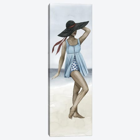 Beach Beauty IV Canvas Print #POP164} by Grace Popp Canvas Artwork