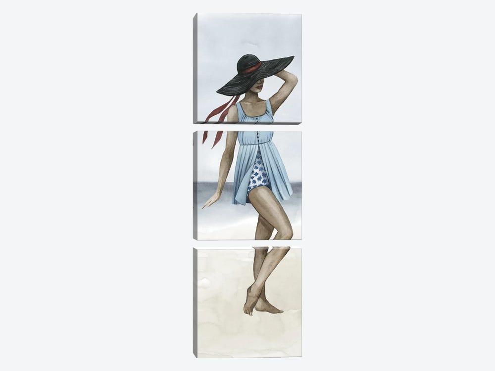 Beach Beauty IV by Grace Popp 3-piece Canvas Print